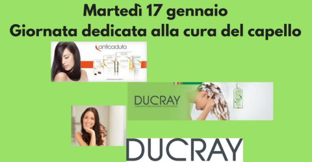 17 gennaio: giornata consulenza capelli