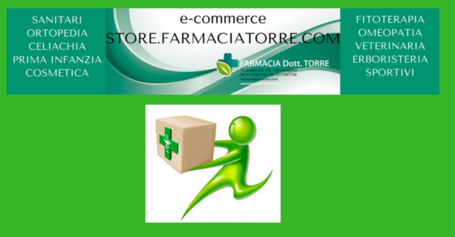 COME RISPARMIARE? E-COMMERCE STOE.FARMACIATORRE.COM