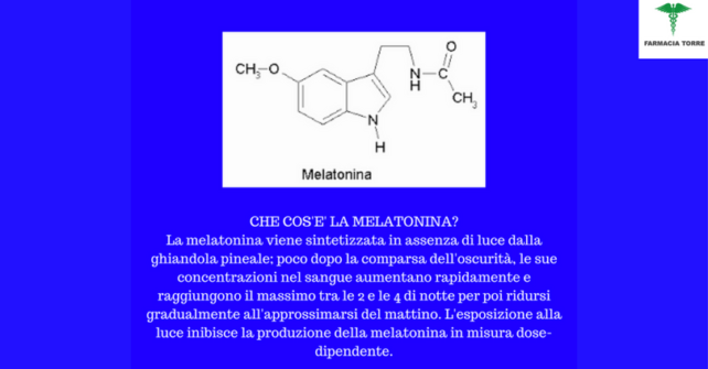 MELATONINA: un rimedio naturale per dormire