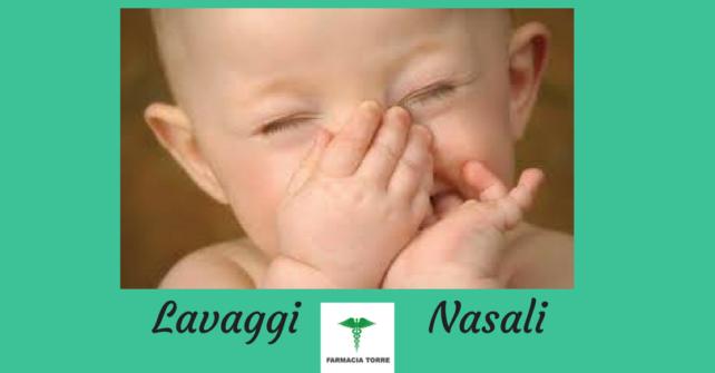 Lavaggi nasali: come e quando farli