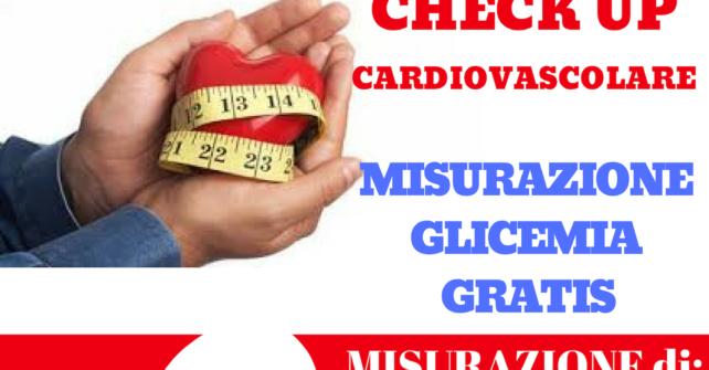 Settimana prevenzione cardiovascolare e diabete