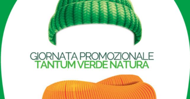 Giornata promozionale Tantum Verde Natura