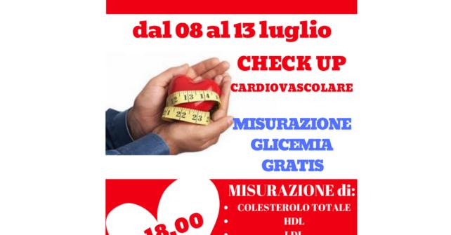 Settimana per la prevenzione cardiovascolare