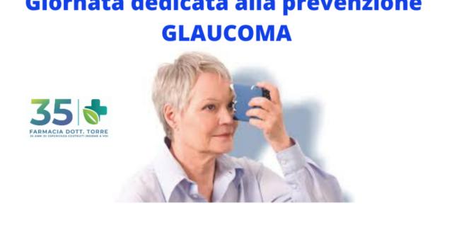 Percorso prevenzione in farmacia: GLAUCOMA