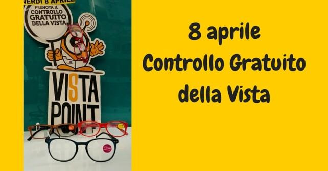 8 aprile: visita gratuita della vista