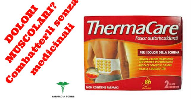 ThermaCare, fasce riscaldanti per curare il dolore senza medicinali