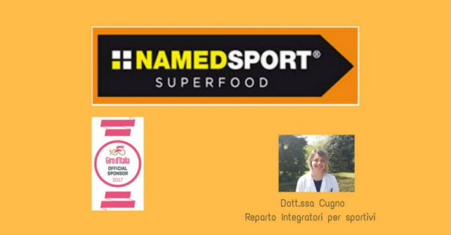 Novità Named Sport: Total Energy Fruit Jelly