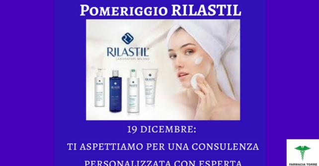 19 dicembre: POMERIGGIO RILASTIL