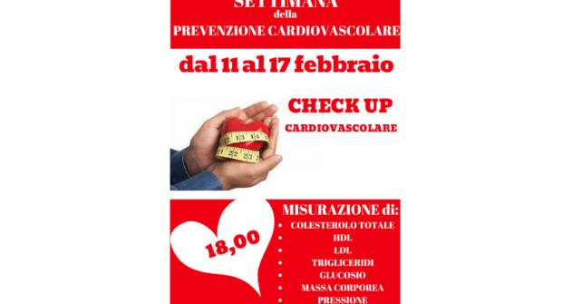 Settimana di prevenzione cardiovascolare