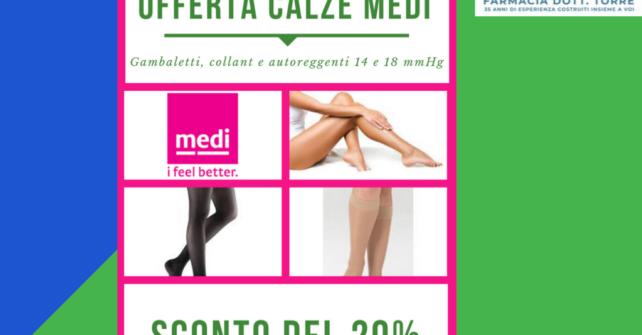 promozione calze Medi